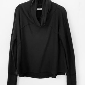 FREE PEOPLE FUNNEL NECK TOP
